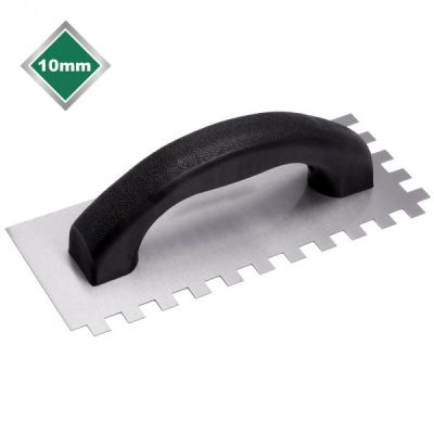 10MM ECO SQUARE NOTCHED TROWEL